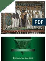 Historia Do Direito - Epoca Justinianeia