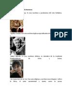 Grandes mujeres en la literatura- Parte 1