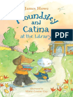 Houndsley and Catina at the Library Chapter Sampler