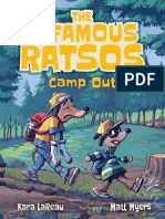 The Infamous Ratsos Camp Out Chapter Sampler