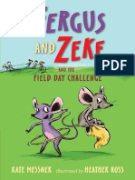 Fergus and Zeke and the Field Day Challenge Chapter Sampler