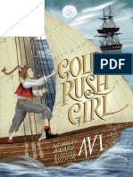Gold Rush Girl by Avi Chapter Sampler