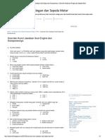 [PDF] Soal Dan Kunci Jawaban Soal Engine Dan Komponennya _ Otomotif Kendaraan Ringan Dan Sepeda Motor