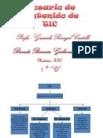 Glosario de Tic 040295