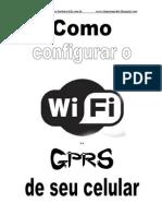 Configurando WiFi, MMS e WAP No C5000