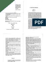 A Shayna Maidel (Full Script)