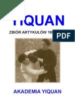 Yiquan - Artykuły