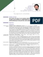 Diego Russo Curriculum (ITA)