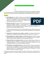 RÉGIMEN DE PROTECCIÓN AL CONSUMIDOR FINANCIERO