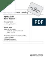 Spring 2011 ESC Catalog -Pg 19 and 20