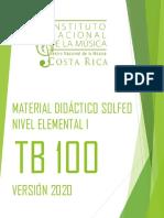 TB100 2020