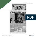 The Tennessean Sun Mar 7 1982