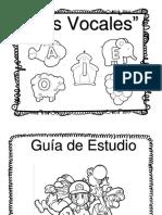 GUÍA NIÑOS DE PREESCOLAR