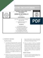 247 Derecho Notarial IV