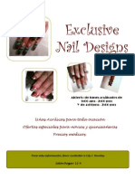 Exclusive Nail Designs