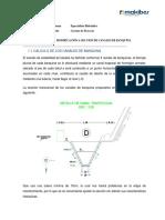 1. PROPUESTA DE CAMBIO DE SECCION CANALETAS DE BANQUINA