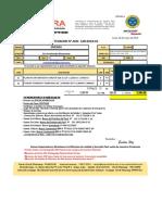 EMENSA-COTIZACION Nº ACIN  126-2019-01