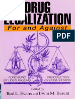 Drug Legalization PDF -_ for and Against - Evans, Rod L., 1956 (Foreword by Dr. Linus Pauling)