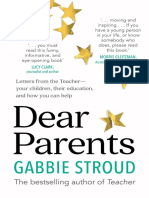 Dear Parents Chapter Sampler