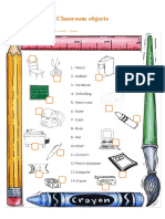 Classrom Objects