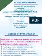 Asian Derivative Market