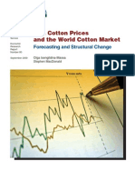 U.S. Cotton Prices and the World Cotton Market