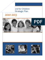 Oakland Fund for Children and Youth Strategic Plan Final Strategic Plan 10.21.09