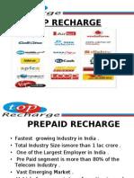 Top Recharge Presentation 2010
