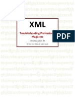 XML-Troubleshooting Professional Magazine
