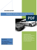 The Automotive Industry in India
