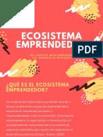 Presentación Ecosistema emprendedor