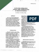 3Aikman R9100724 Elevator Fire Operation