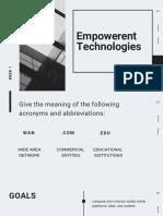 Empowerent Technologies