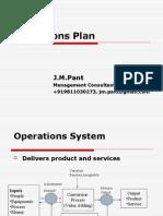 JMP Module 13 Operations Plan