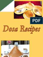 51 Types of DOSA