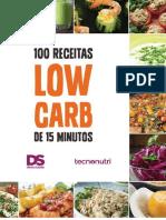 100 Receitas Low Carb de 15 Minutos.pdf