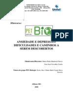 Apostila Minicuso PET - Ansiedade e depressão