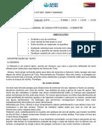 avaliação semanal - outubro 2019 RETARDATARIOS.docx