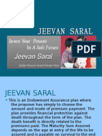 JEEVAN SARAL PPT