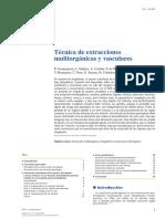 Técnica de extracciones multiorgánicas y vasculares.pdf