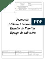 PROTOCOLO ESTUDIO DE FAMILIA ABREVIADO SJ