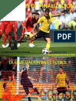 EJERCICIOS DE FINALIZACIÓN (EL MISTER DE FUTBOL MUNDIAL)