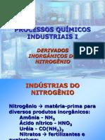 2 - Derivados inorganicos do nitrogenio.ppt