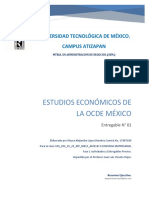 1 Estudios Economicos de La Ocde Mexico
