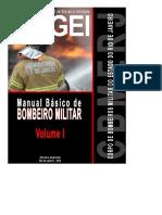1 - MANUAL BÁSICO DE BOMBEIRO MILITAR DO RJ - Volume 1 - Com Sumário.pdf