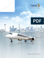 annual report of singapore airlines in 2018/2019
