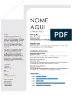 Word Template Document