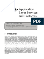 Topic 6 Application Layer Services and Protocols