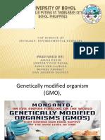 Genetically modified organism (GMO),.pptx