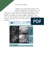 How to Hack CCTV Private Cameras.pdf